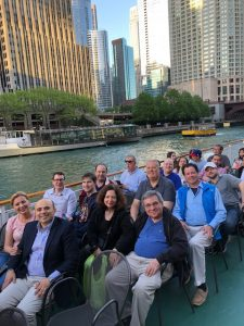 Chicago - Boat Trip